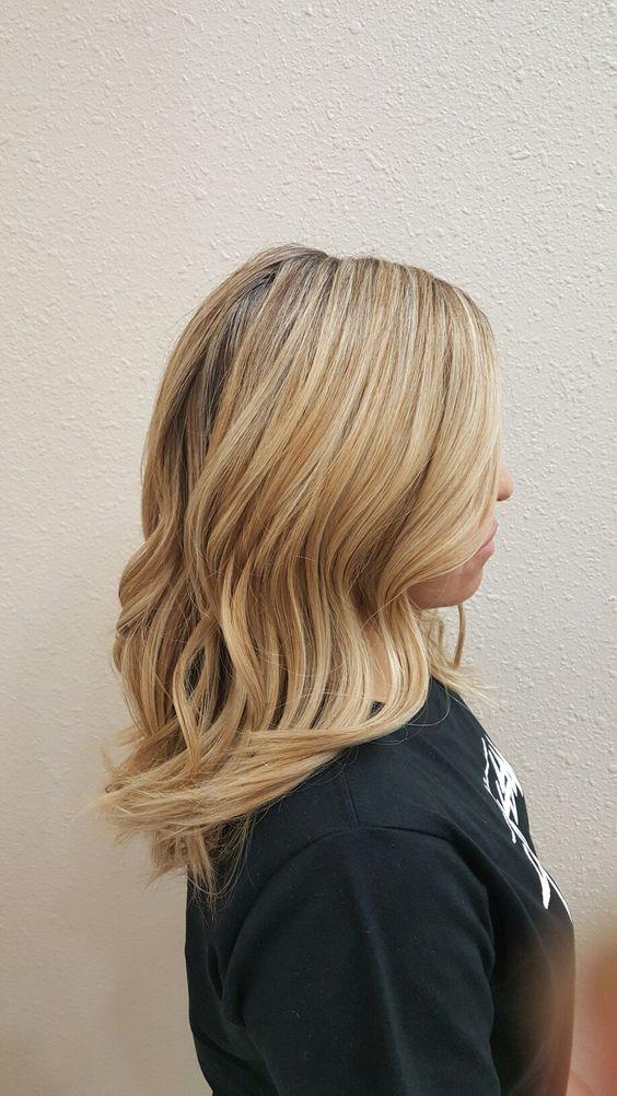 Blonde dimensions  Highlights  Babylights  Schwarzkopf varioblond