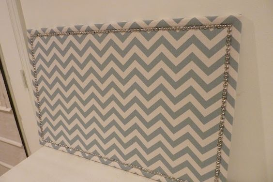 Chevron board make for kitchen instead of hanging stuff on for Cork board inspiration