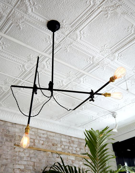 Tour A Tribeca Loft With Charming Details Industrial Light Fixture Fixtures  And Light On Pinterest. Charming Design Victorian ...