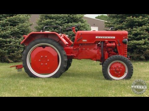 Check Out This German Built Mccormick D 217 International Harvester Classic Tractor In 2020 International Harvester Classic Tractor International Harvester Tractors
