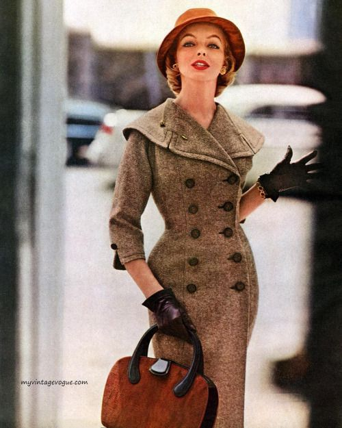 1950's Vintage Fashion Inspiration For Vintage Expert Kate Beavis, blogger, writer and speaker on homes, fashion, weddings and lifestyle.  #1950sfashion #fiftiesfashion #1950s #vintage #vintagefashion #fifties #1950svintagefashion #retrofashion #retro #katebeavis #vintageexpert