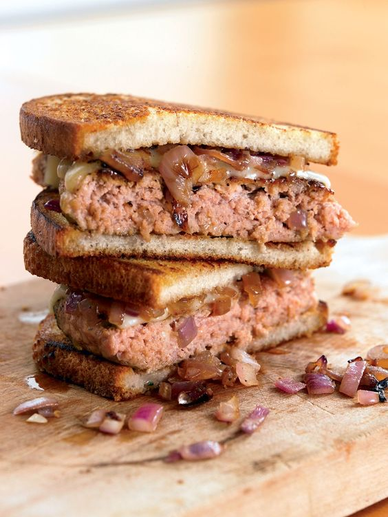 Patty Melt   Recipe   Patty Melts, Patty Melt Recipe and Rye Bread
