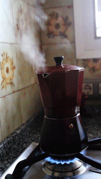 Le café est prêt !