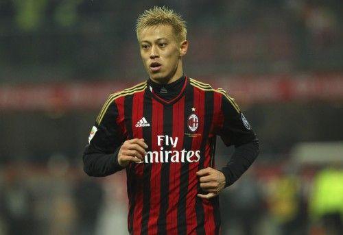 Keisuke HONDA - MF - AC Milan - #10