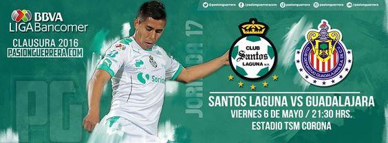 Torneo de Clausura / Temporada 2015-2016 / Viernes, 6 de Mayo de 2016 / Estadio Corona TSM
