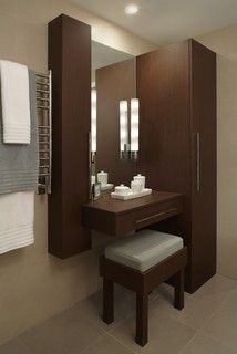 Clean and Simple - Contemporary - Bathroom - detroit - by Xstyles Bath + More