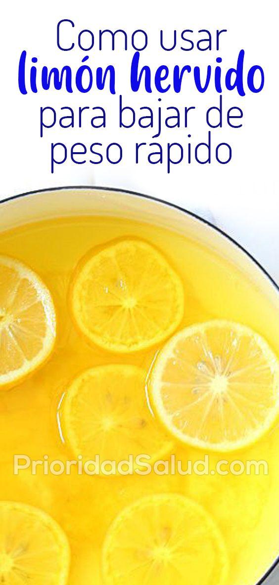limon dieta para bajar peso