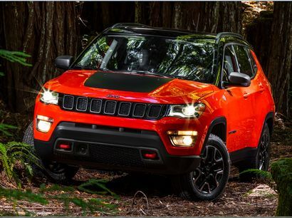 2017 Jeep Compass gets Brazil Intro