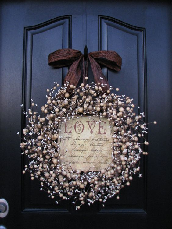 berries wedding decorations decor wedding decoration front doors gifts ...