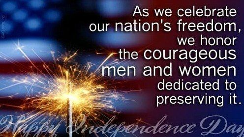 Happy Independence Day 4th of July 2016