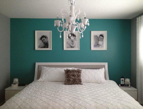 Color turquesa comex buscar con google ideas para el for Pintura turquesa pared