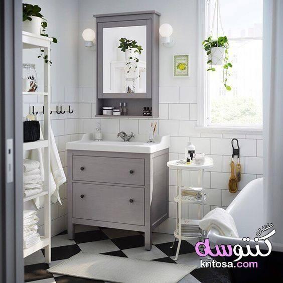 أحدث ديكورات المرايا مرايات حمامات كلاسيك مرايات حمامات مودرن2019 اشكال مرايات متنوعه اجمل المرايات Kntosa C Ikea Bathroom Vanity Ikea Bathroom Trendy Bathroom