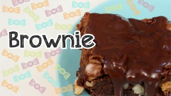 Brownie - Cozinha pra 1