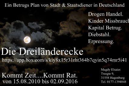 Die Dreiländerecke Betrugs Plan…
