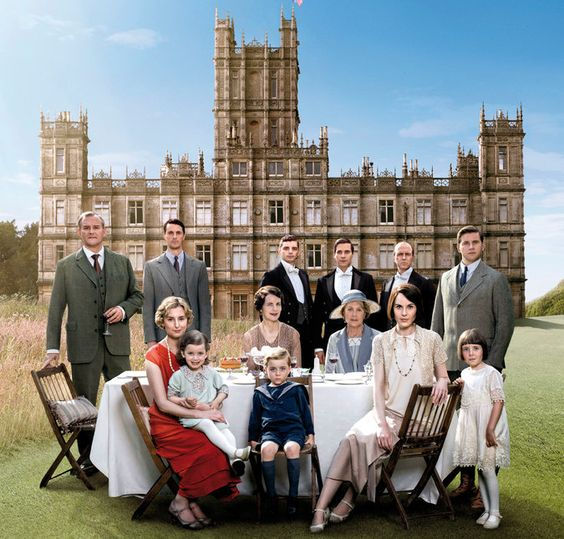 'Downton Abbey' Finale: A Grand British Story With an American Finish - The New York Times:
