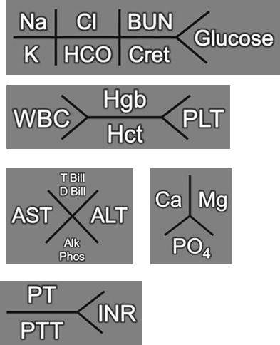 nurses  labs and separate on pinterestfishbone diagrams from nurse nacole    s blog  see here for the original source that has each