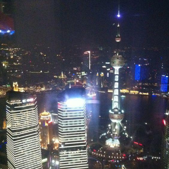The Night in Shanghai.