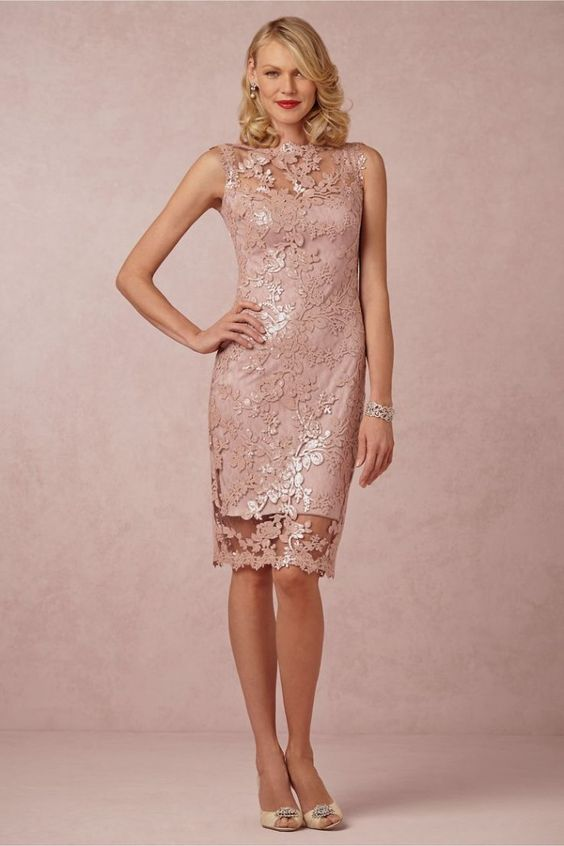 25 Beautiful Mother Of The Bride Dresses - Wedding- The bride and ...