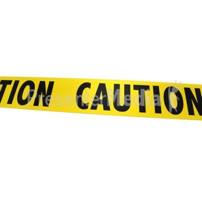 Single Piece Of Caution Tape Signs And Symbols Great Clipart For Presentations Powerpoint Clip Art Caution Tape Clip Art
