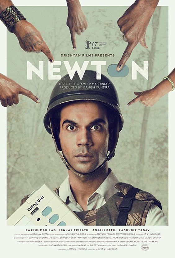 Newton (2017) DVDRip