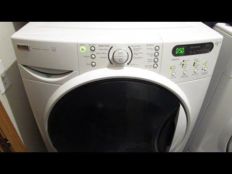 Washing Machine Sud F21 Error Code Youtube With Images