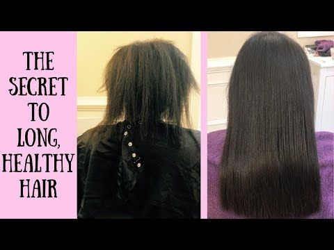 Natural Hair Growth Hack Here S The Secret To Healthy Hair Using Rice Water Essence Thick Hair Styles Growing Long Natural Hair Grow Thick Long Hair