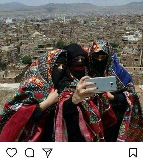 بنت اليمن صنعاء عاصمة الجمهوريه العربيه اليمنيه احلا سلفي Natural Landmarks Landmarks Instagram