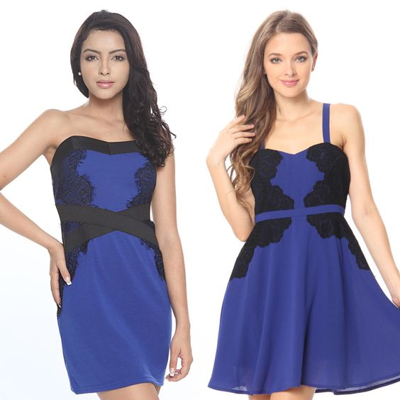What's your style - fit and flare or fitted bodycon?