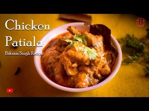Patiala Chicken Recipe Chicken Patiala Recipe In Hindi Chicken Patiala Recipe Restaurant Style Youtube Chicken Recipes Recipes Easy Shahi Paneer Recipe