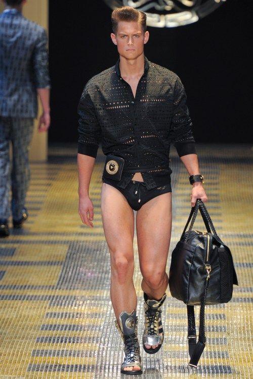 Versace SS2013