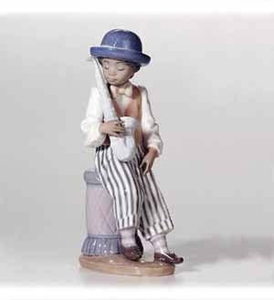 "Lladró ""Jazz Sax"". #Lladro #Statue #Sculpture #Decor #Gift #gosstudio .★ We recommend Gift Shop: http://www.zazzle.com/vintagestylestudio ★"