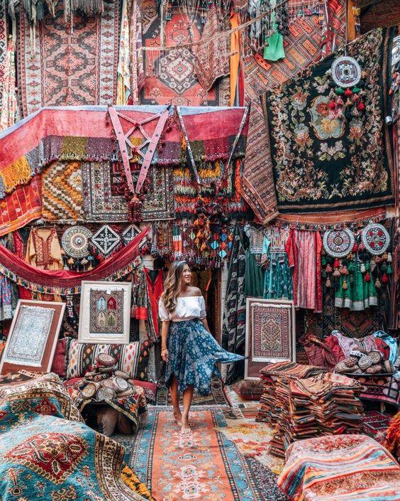 MOST INSTAGRAMMABLE SPOTS IN CAPPADOCIA #turkeytravel Galerie Ikman