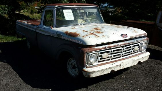 64 Ford F100