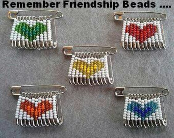 Pinterest the world s catalog of ideas for Safety pin and bead crafts