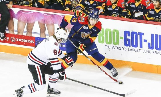 Erie Otters going for the sweep of Saginaw Spirit = Barring a miraculous victory by their opponents in game four on Thursday, it appears as though the Erie Otters will not be hosting that much anticipated game at First Niagara Center, home of the NHL's.....