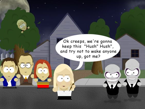 Buffy Meets South Park!