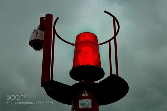 Dangerous Red light by esther3520