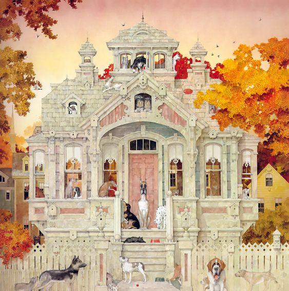 Dog House. Daniel Merriam
