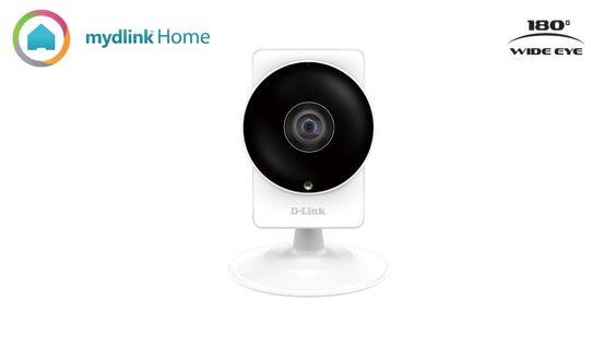 mydlink Panorama HD Kamera DCS-8200LH für den perfekten Überblick  Die mydlink Panorama HD Kamera DCS-8200LH bietet Ihnen ein einfaches Set Up, einen großen Blickwinkel und gute Sicht bei schlechten Lichtverhältnissen.  Der empfohlene Verkaufspreis (inkl. MwSt.) beträgt 184,90 Euro bzw. 188,00 Schweizer Franken.  #smarthome #tech #technews #smarttech #dlink #kamera #sicherheit #gadgets