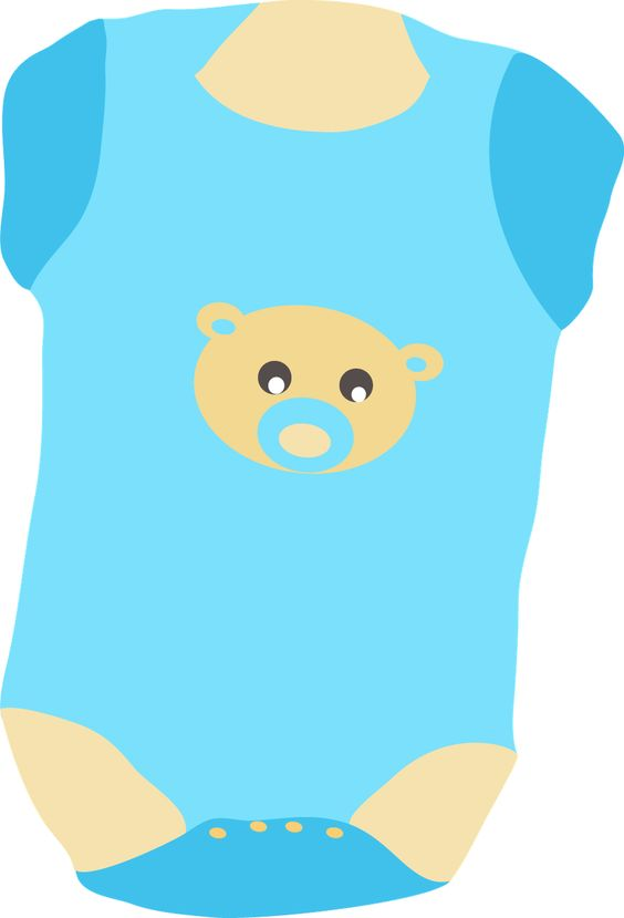 baby clothes clipart free - photo #35