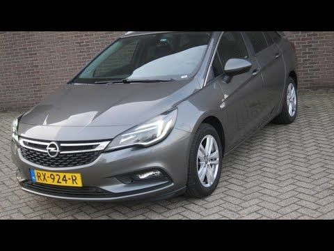 Opel Astra Sports Tourer 1 4 Online Ed Navi Ecc Opel National Car Tire Pressure Monitoring System
