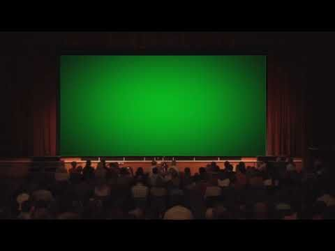 Real Theatrical Green Screen People Reaction Clap Hd Youtube Greenscreen Wedding Background Images Screen