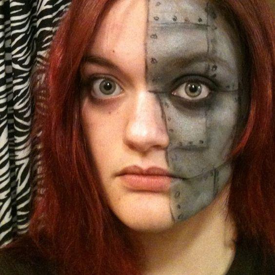 Robot makeup