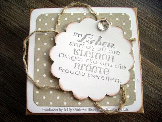 """Notizblock aufgepimpt mit dem Spruch aus """"Alles nur Sprüche""""."""