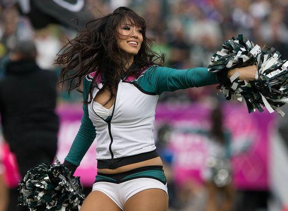 X rated cheerleaders apologise