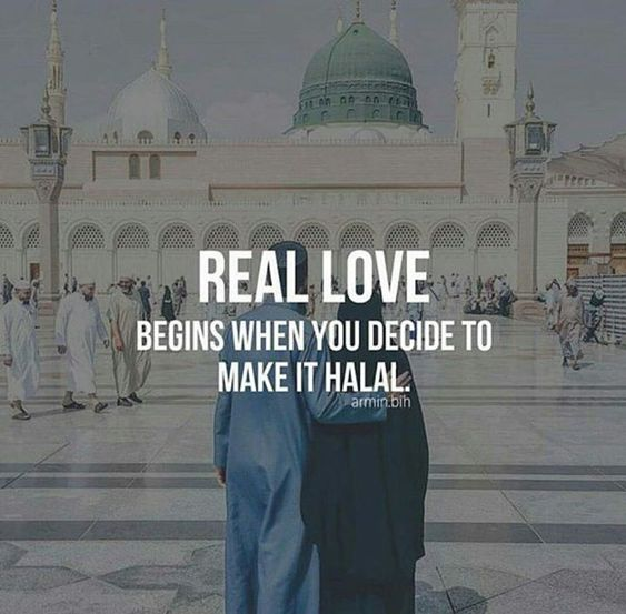 #Halal_Forever #husband #wife #marriage #muslim #islam #piouscouple #love #muslimah #quotes #islamicQuotes #Allah