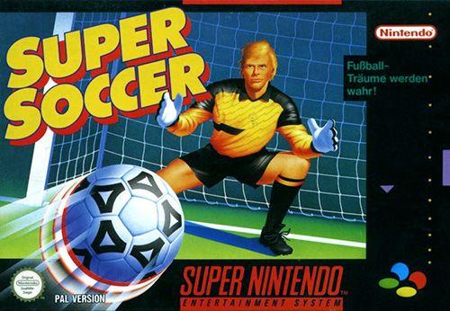 Play Super Soccer Online Free Snes Super Nintendo In 2020 Super Nintendo Soccer Nintendo
