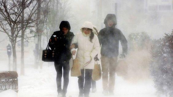 Kältewelle in den Vereinigten Staaten: Jetzt kommt die warme Luft aus der Karibik