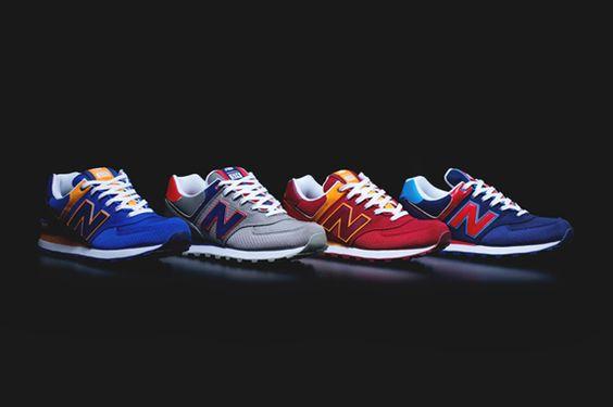 NEW BALANCE 574 (PASSPORT PACK) - Sneaker Freaker