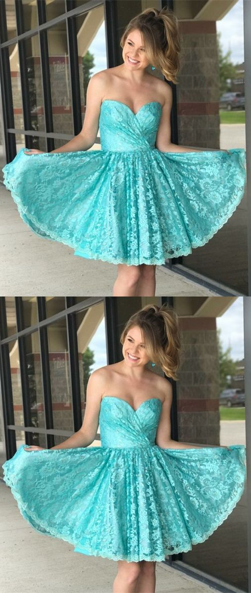 For Work Homecoming Dresses